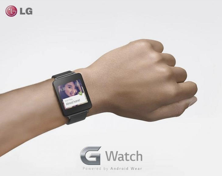 lg g watch twitter picture - LG G Watch to debut in July for $220