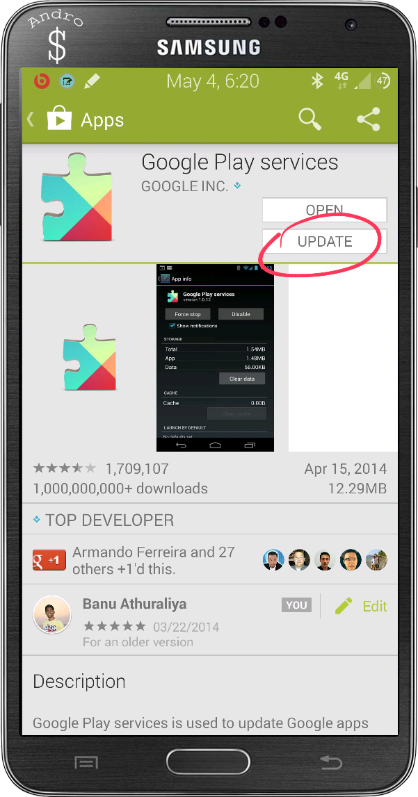 EnableGoogleNow www.androdollar 26 - HOW TO : Fix and Enable Google Now Cards even if it's not available in your Location (Working on Any Android device running Android 4.4.4 Kitkat or Below)