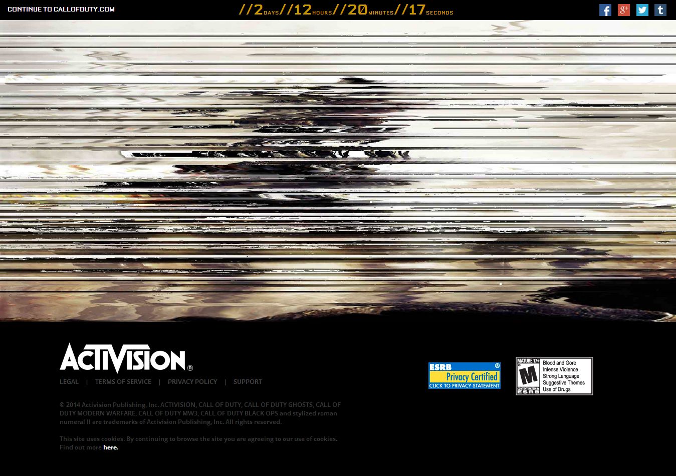 Get Ready for a New Era of Call of Duty® e1398961142914 - New Call of Duty game reveal dated for 4th May by Activison