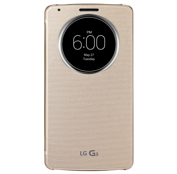 LG QuickCircleCase AndroDollar 4 - LG Announces the QuickCircle case for the LG G3