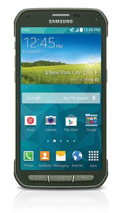 S5 Active AndroDollar 2 - Samsung Launches the Galaxy S5 Active