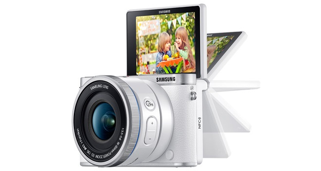 SamsungNX3000 www.androdollar 11 - Samsung NX3000 Smart Camera Launched with Selfies in Mind