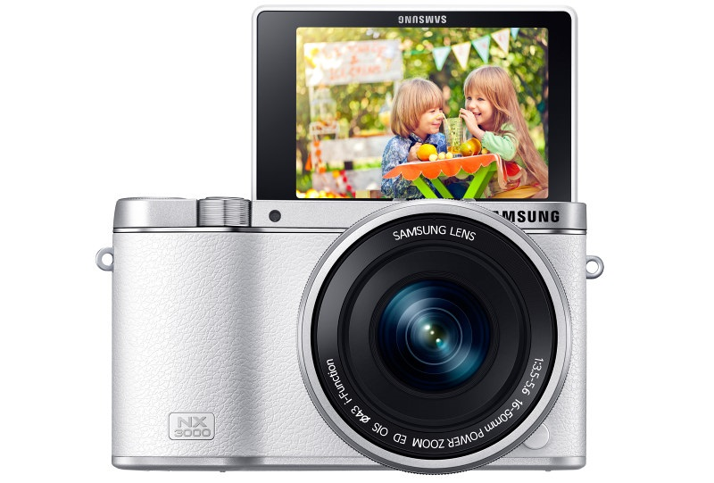 SamsungNX3000 www.androdollar 12 - Samsung NX3000 Smart Camera Launched with Selfies in Mind