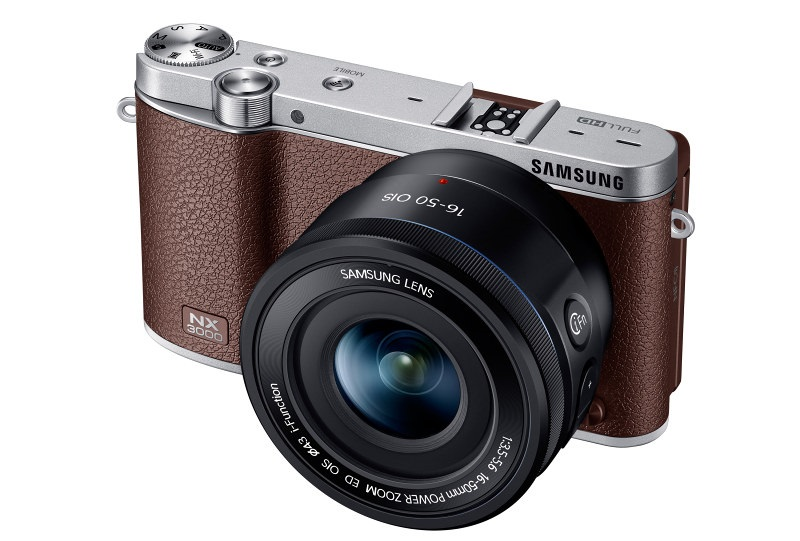 SamsungNX3000 www.androdollar 16 - Samsung NX3000 Smart Camera Launched with Selfies in Mind