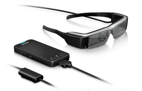 Smart Glasses - Epson releases a Smart Glass at an affordable price