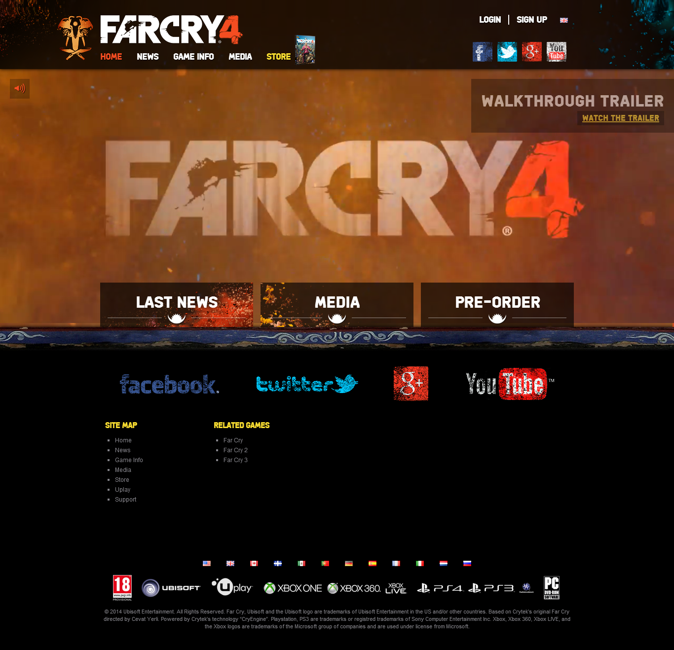 FarCry4 AndroDollar - Far Cry 4 Trailer and Gameplay Demo shows off amazing graphics and how crazy the game is going to be