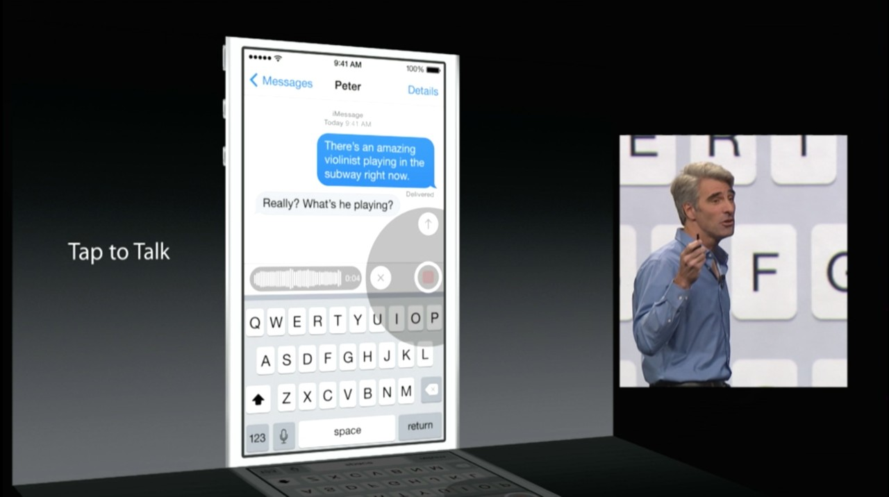 WWDC iOS8 AndroDollar5 - Apple announces iOS 8 with New Features at WWDC 2014