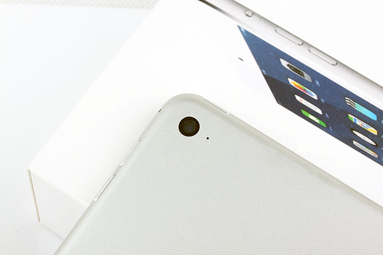 iPadAir2 AndroDollar 5 - LEAKED : Apple iPad Air 2 with Touch ID Shown off in a series of Photos
