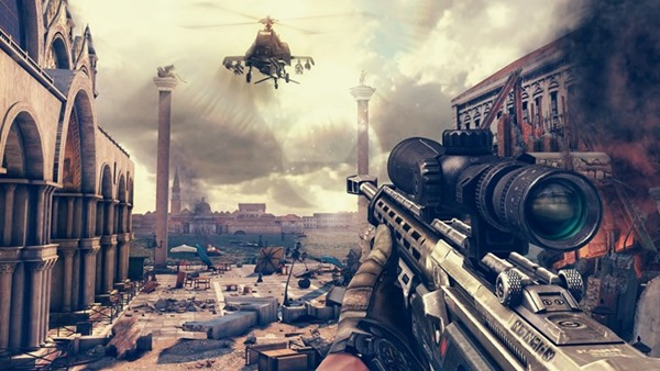 124 - Modern Combat 5: Blackout launched on Android, iOS and Windows Phone [Download Links Here]