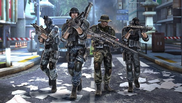 221 - Modern Combat 5: Blackout launched on Android, iOS and Windows Phone [Download Links Here]