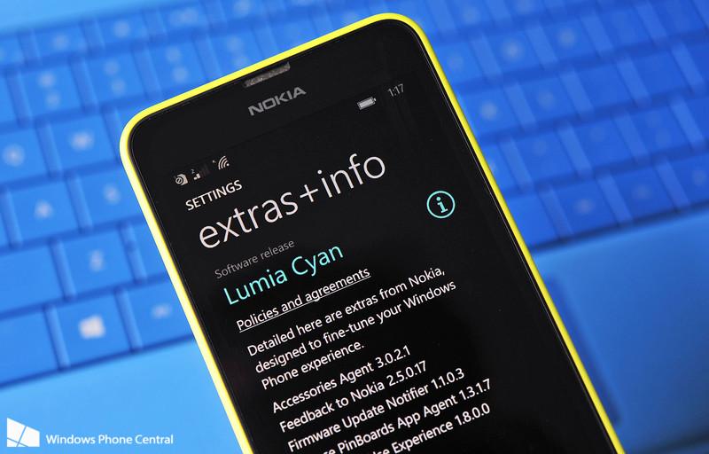 Lumia Cyan lede new - Windows Phone 8.1 based Nokia Cyan Update seeding now
