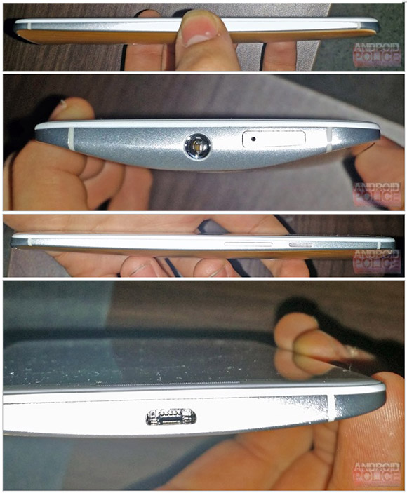 MotoX+1 AndroDollar 2 - LEAKED : Moto X+1 with a Wooden Back and Metal Trim