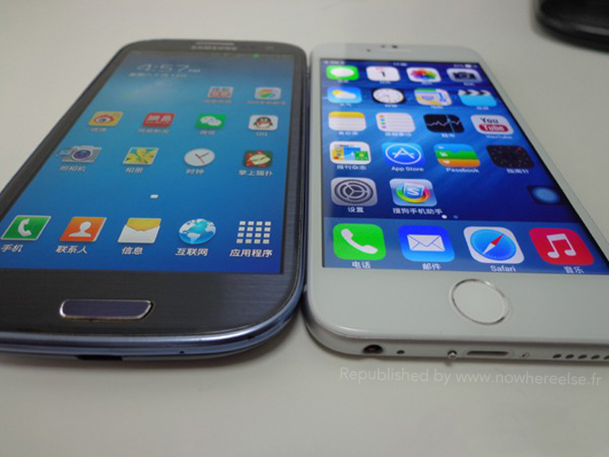 iPhone6 ForSale AndroDollar 8 - Functional Apple iPhone 6 Clones can be Purchased Now in China!
