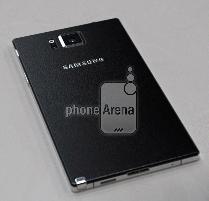 Earlier leak of the Samsung Galaxy Note 4 3 - UPDATED : LEAKED : Samsung Galaxy Note 4 with Metal Bezels, Redesigned S-Pen and Retail Box