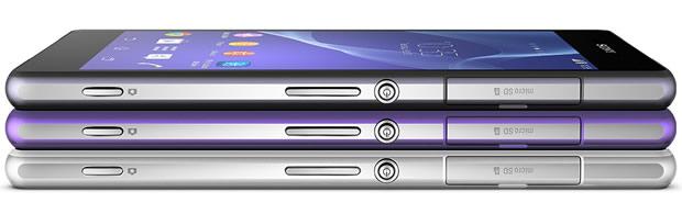 Sony-Xperia-Z2-Design
