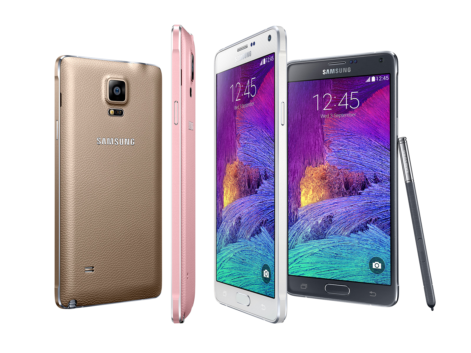 GalaxyNote4 AndroDollar 12 - Samsung unveils the Galaxy Note 4; Here's Everything you need to know
