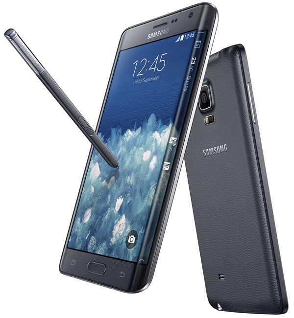 GalaxyNoteEdge AndroDollar 1 - Samsung Unveils the Galaxy Note Edge with a Curved Display; Here's Everything you need to know