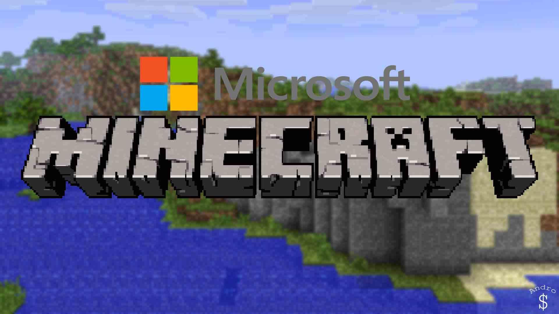 Microsoft Minecraft – Andro Dollar