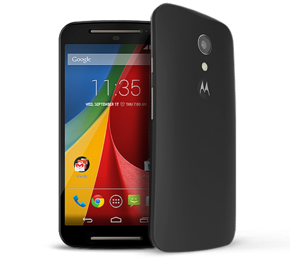 Moto G 2nd Gen - Motorola unveils the Moto X, Moto G and Moto Hint