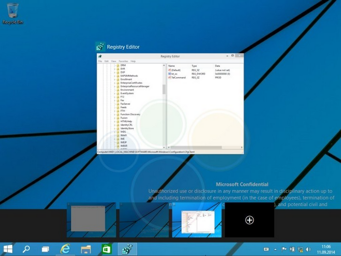 Windows9 Build9834 Leaked AndroDollar 17 - LEAKED : 20 Windows 9 Screenshots & A Video show some Interesting changes