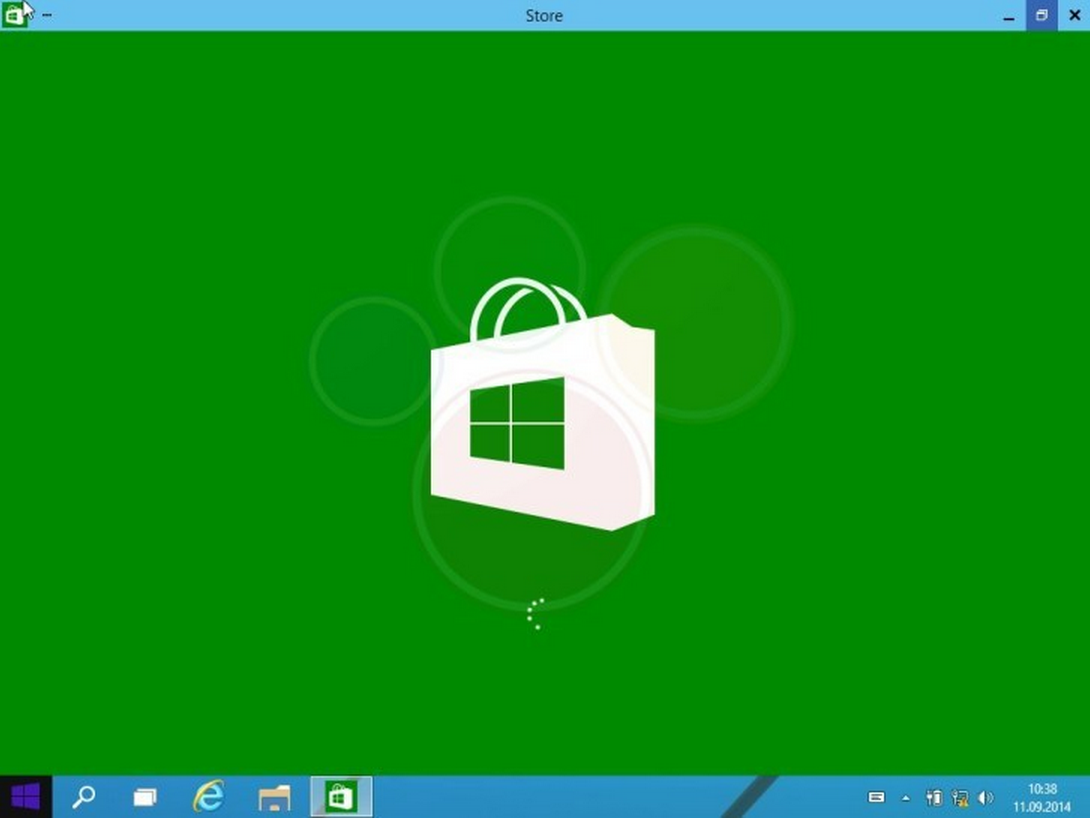 Windows9 Build9834 Leaked AndroDollar 4 - LEAKED : 20 Windows 9 Screenshots & A Video show some Interesting changes