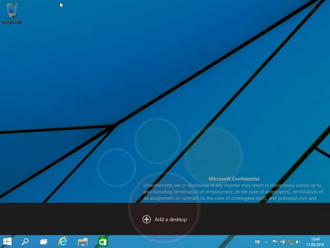 Windows9 Build9834 Leaked AndroDollar 8 - LEAKED : 20 Windows 9 Screenshots & A Video show some Interesting changes