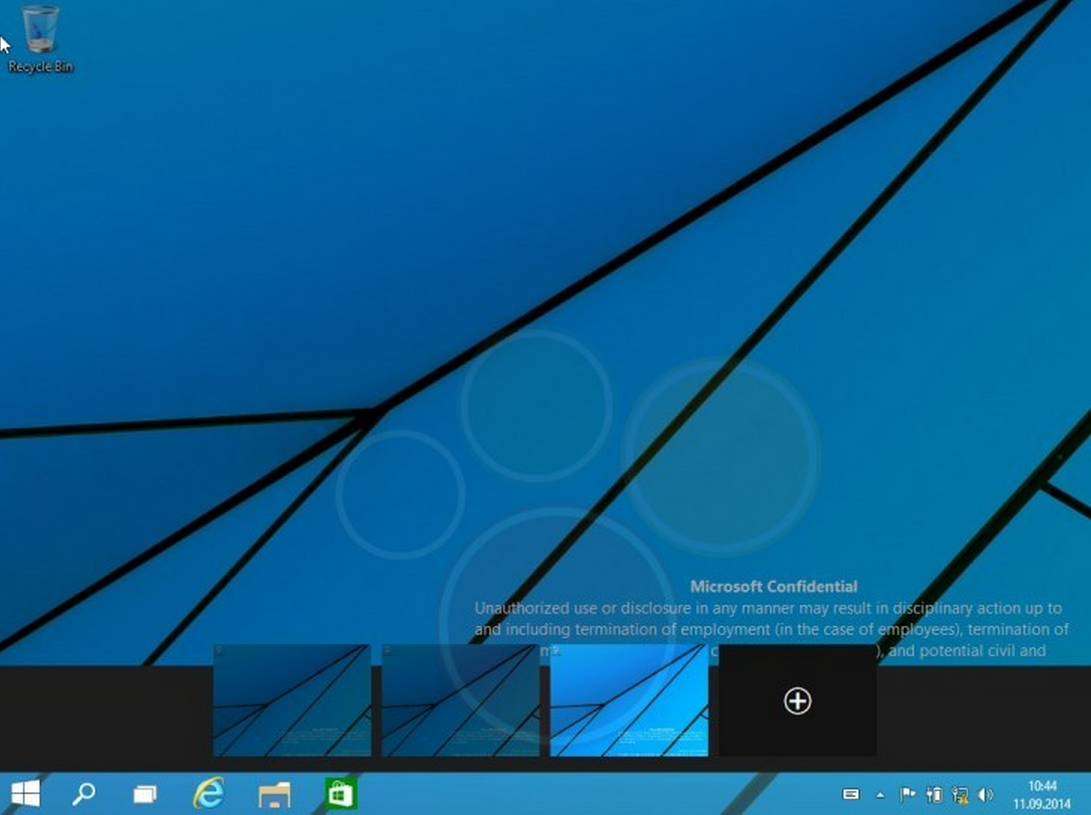 Windows9 Build9834 Leaked AndroDollar 9 - LEAKED : 20 Windows 9 Screenshots & A Video show some Interesting changes