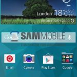 Android L on Galaxy S5 Andro Dollar 1 150x150 - UPDATED : Android Lollipop Build for the Galaxy S5 Previewed in a Lengthy Video