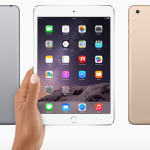 Apple iPad mini 3 01 150x150 - Apple unveils the iPad Air 2 as the Thinnest Tablet in the World