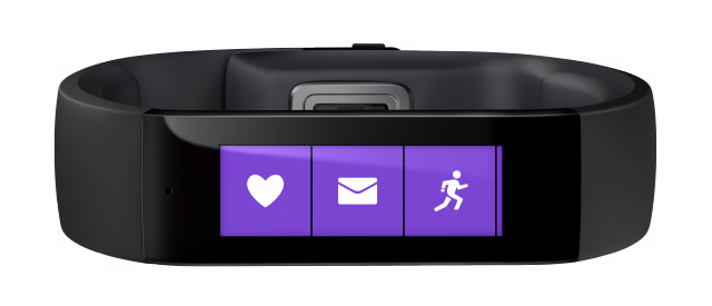 Microsoft Band Hero 1 640x275 - Microsoft Band Unveiled with a $199 Price tag