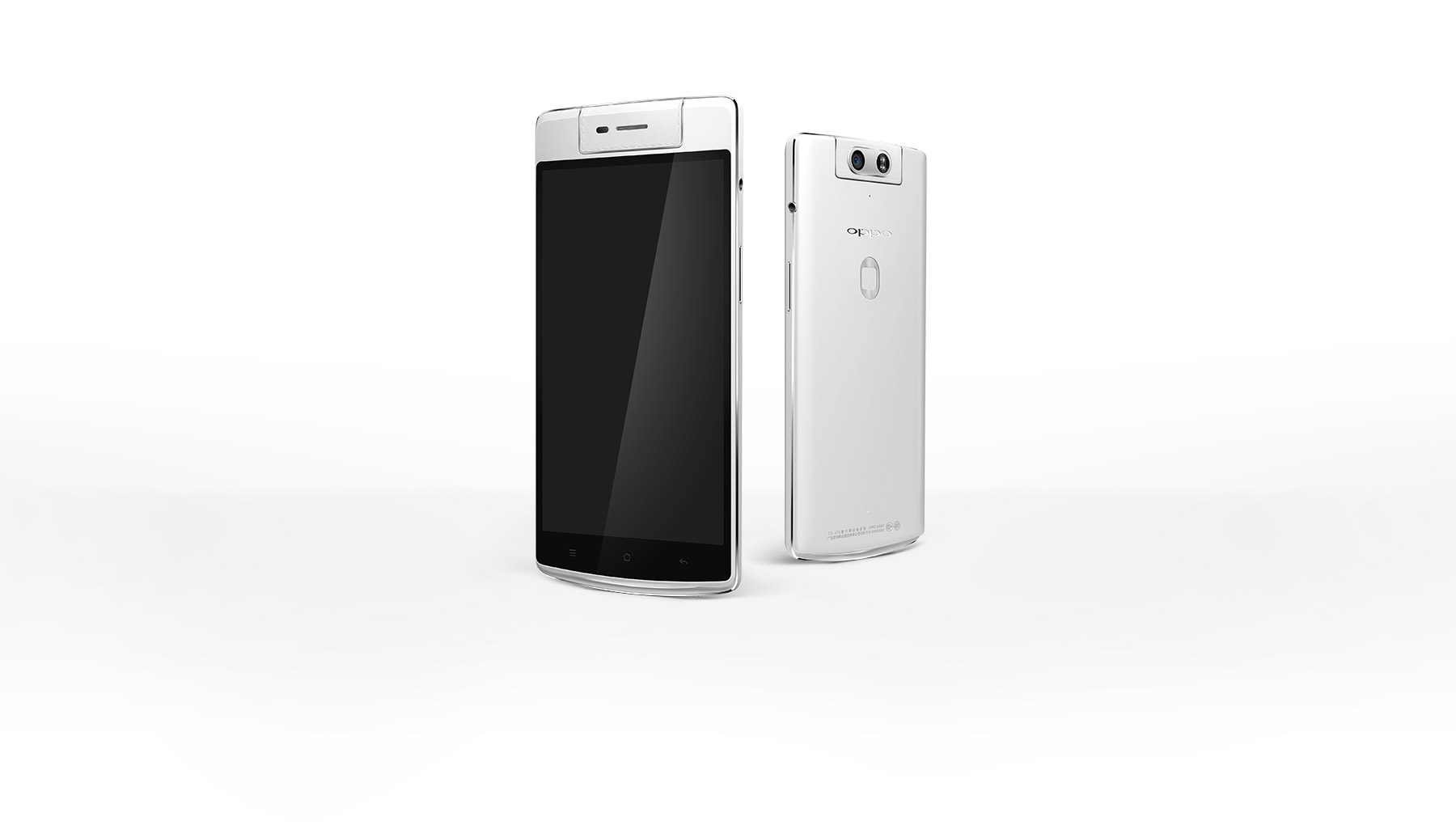Oppo N3 Andro Dollar 1 - Oppo Unveils the Oppo N3 with a Motorized Swivelling Camera