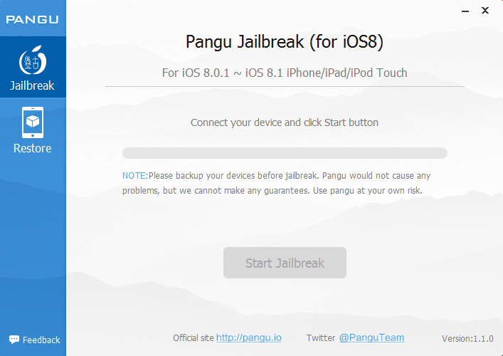 Pangu iOS8 AndroDollar - HOW TO : Jailbreak your iPhone/iPad/iPod running iOS 8.0-8.1