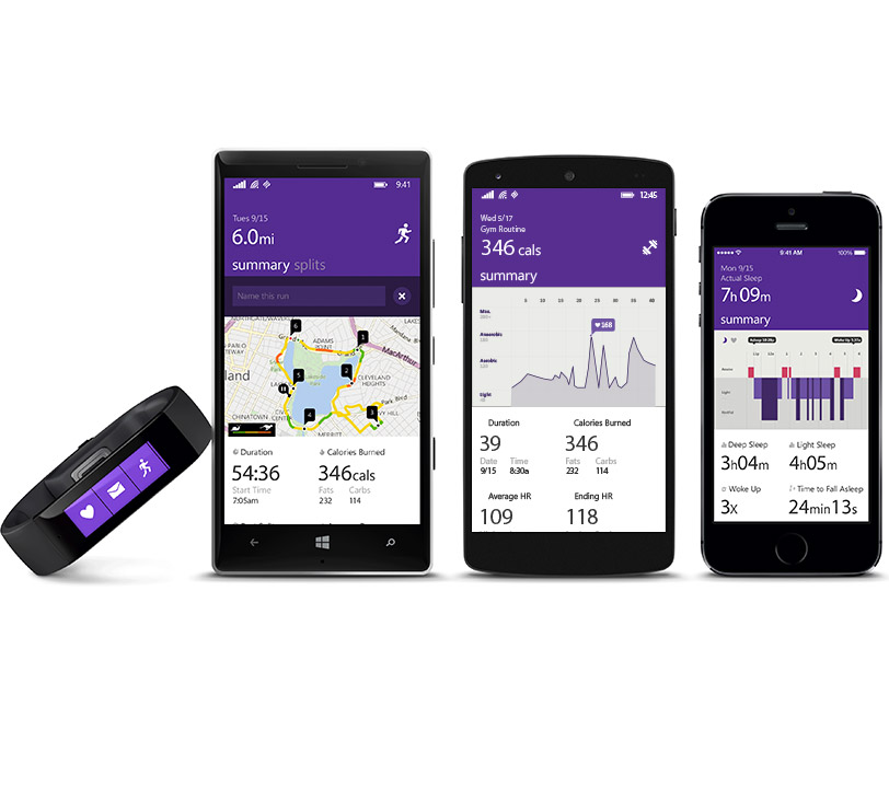 fd3eaebd edd5 4d50 9e7d 294776d0e93b - Microsoft Band Unveiled with a $199 Price tag