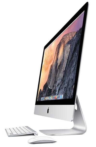 "iMac profile - Apple unveils a 27"" iMac with a 5K Retina Display"