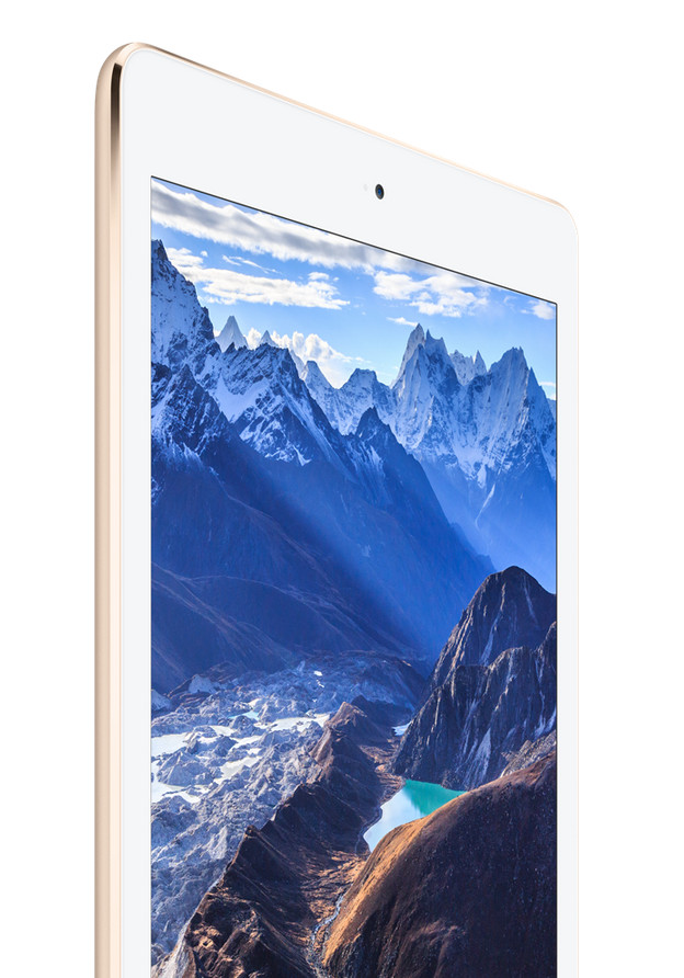 ipad455 - Apple unveils the iPad Air 2 as the Thinnest Tablet in the World
