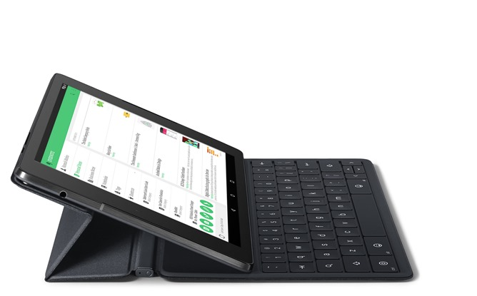 nexus2cee N9 keyboardlow 1600 thumb - Google Makes the HTC made Nexus 9 running Android Lollipop Official