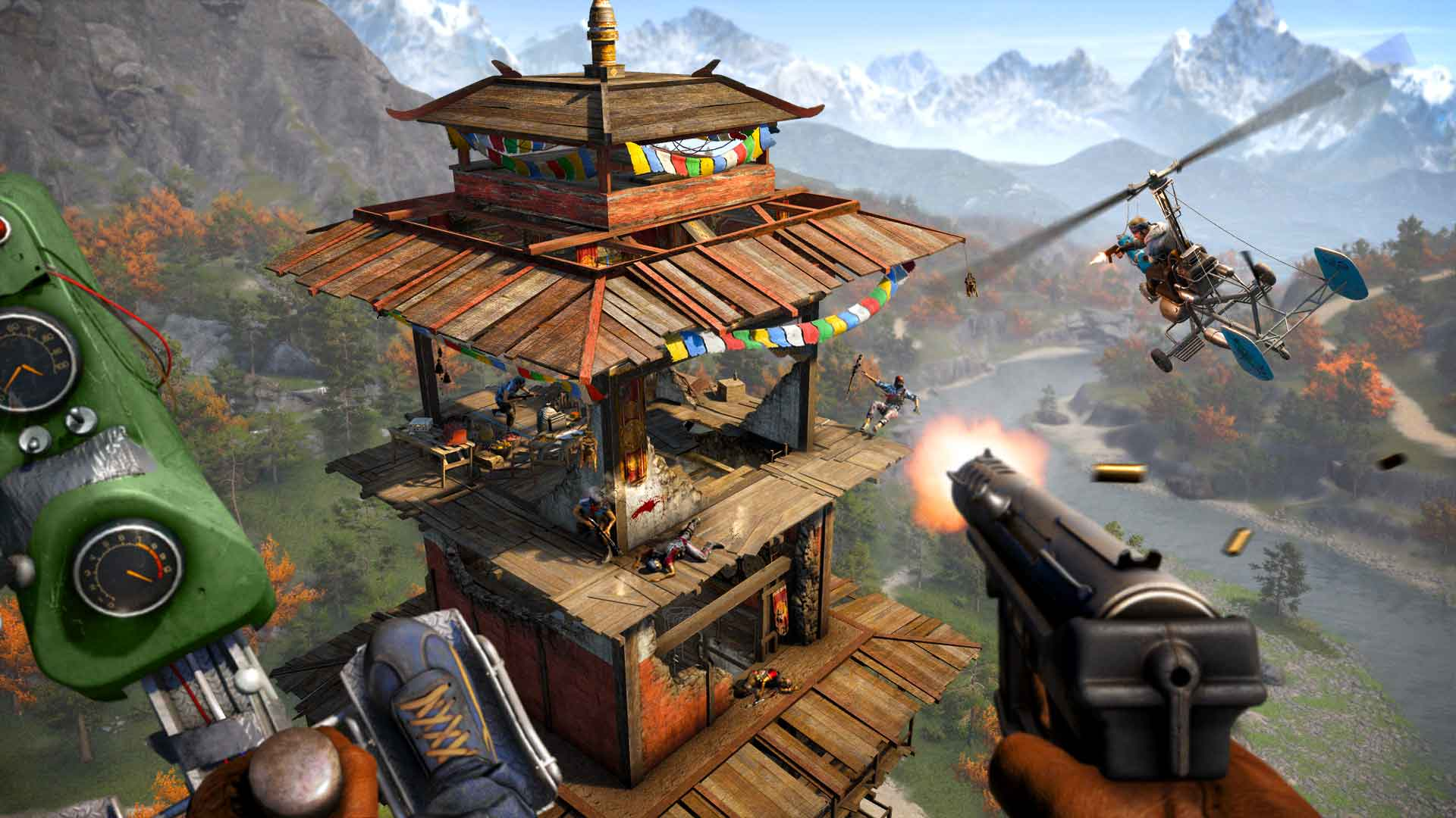 Far Cry 4 Review Andro Dollar 4 - FAR CRY 4 REVIEW : Stunning in Everyway
