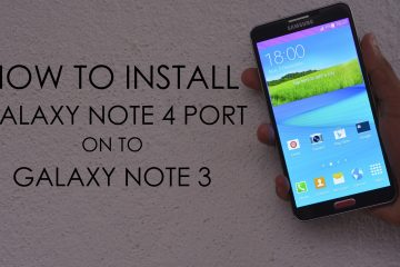 Galaxy Note 4 Port for Note 3