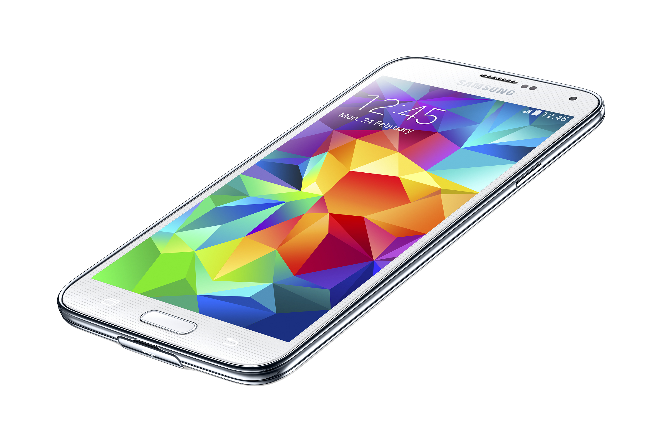 Samsung Galaxy S5 White - TOP 10 : Smartphones of 2014