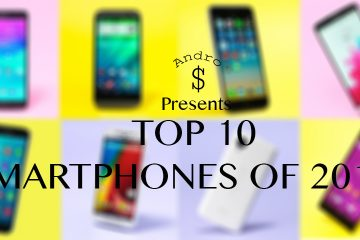 TOP 10 Smartphones of 2014 by Andro Dollar