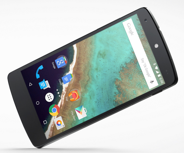 nexus 5 android 5 0 lollipop - TOP 10 : Smartphones of 2014