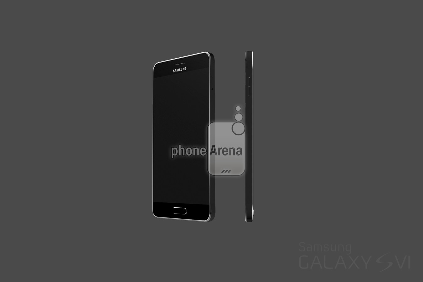 Alleged Galaxy S6 renders 2 - Leaked Images and Renders Show the Upcoming Galaxy S6 along with a few Covers
