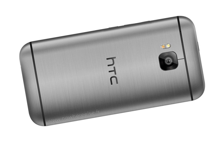 HTC One M9 Hima press render 710x457 - UPDATED : Leaked Images reveal the HTC One M9 for the First Time