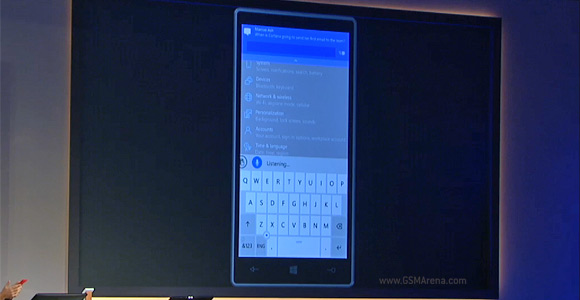 Windows 10 for Phone Andro Dollar 2 - Microsoft Unveils Windows 10 for Smartphones