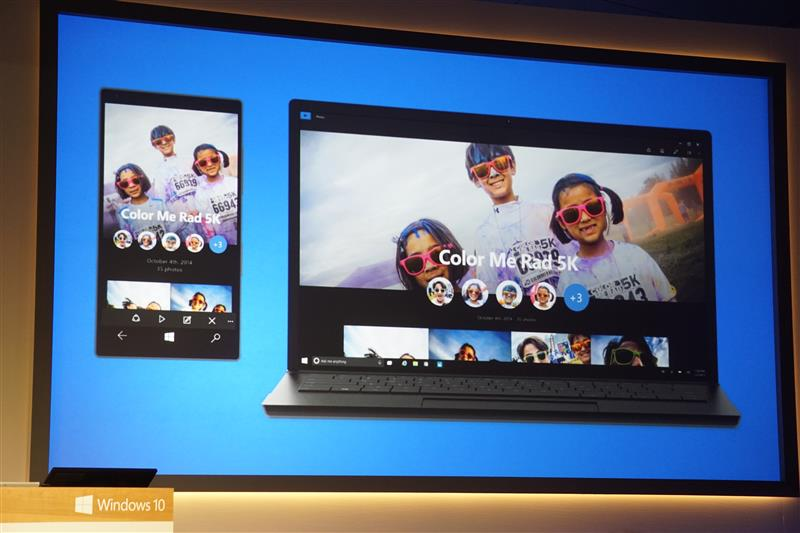 Windows 10 for phones 1 - Microsoft Unveils Windows 10 for Smartphones