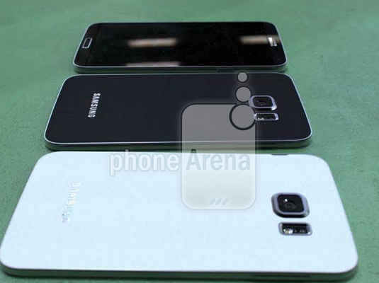 proto - Leaked Images and Renders Show the Upcoming Galaxy S6 along with a few Covers