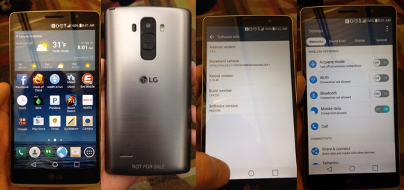 LG G4 Leaked Andro Dollar 1 - LG sends out press invitations for the Launch Event of the LG G4