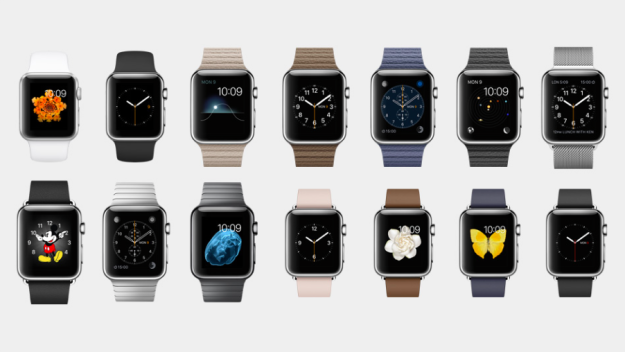 apple watch collection - Apple Watch will be released on the 24th of April; Prices start from $350 and goes up to a whopping $17000