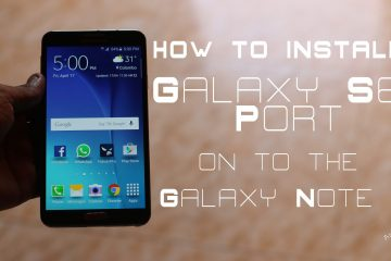 Galaxy S6 Port for Galaxy Note 3 – AndroDollar