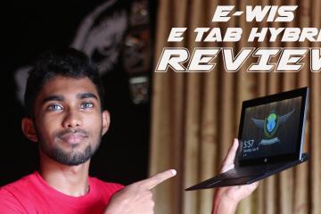 E-Wis E Tab Hybrid Review – Andro Dollar